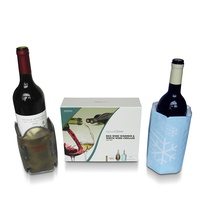Подарочный набор CellarDine «Red Wine Warmer & White Wine Chiller»